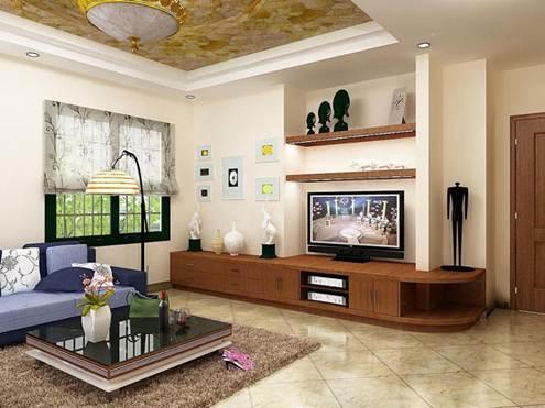 Gạch lát nền nên có vàng nhạt, xanh nhạt hay màu kem, mang tới cảm giác bình yên và ấm áp.